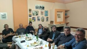 Περιοδεία του συνδυασμού σε περιοχές του πρώην Δήμου Ζαλόγγου (03-04-2019)