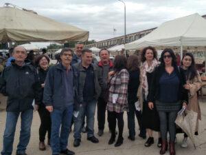 Ο υποψήφιος Δήμαρχος, Ε. Φονταράς επισκέφθηκε περιοχές της πόλης της Πρέβεζας