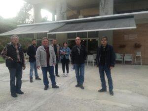 Ο υποψήφιος Δήμαρχος, Ε. Φονταράς επισκέφθηκε τα χωριά Σινώπη Ν Σαμψούντα, Αρχάγγελος